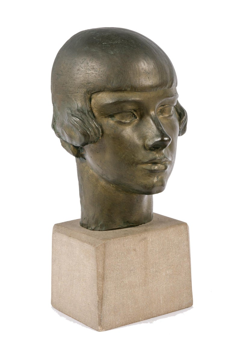 Gertrude Vanderbilt Whitney is best known as the founder of the Whitney Museum of American Art in New York City. Herself one of the better American sculptors of the day, she began her career as an artist and collector in the late 1890s, and went on