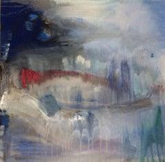 Listen to the Rain, Painting, Acrylic on Canvas