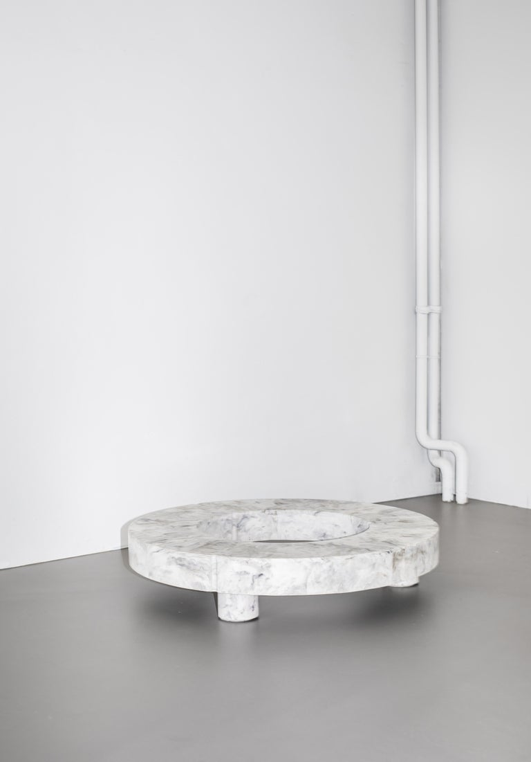 Gestalt Low Table, Signed by Frederik Bogaerts and Jochen Sablon For Sale 5