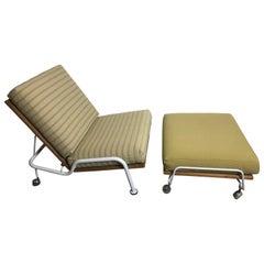 GETAMA Hans Wegner Prototype Lounge Chair