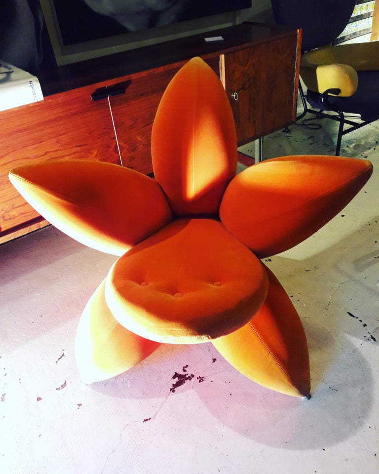 Steel Getsuen Chair by Masonori Umeda from Edra Italian Fornitur, 1988 For Sale