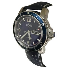 """Gevril Watch Submarine Square """"4802"""""""