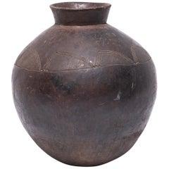 Ghanaian Lobi Water Vessel