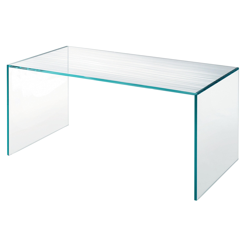 Ghiacciolo Ponte Medium High Table, by Piero Lissoni for Glas Italia