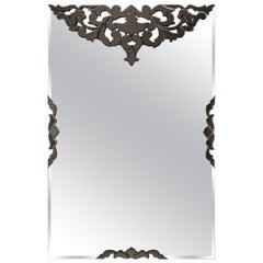 Ghirigori Mirror by Ongaro & Fuga