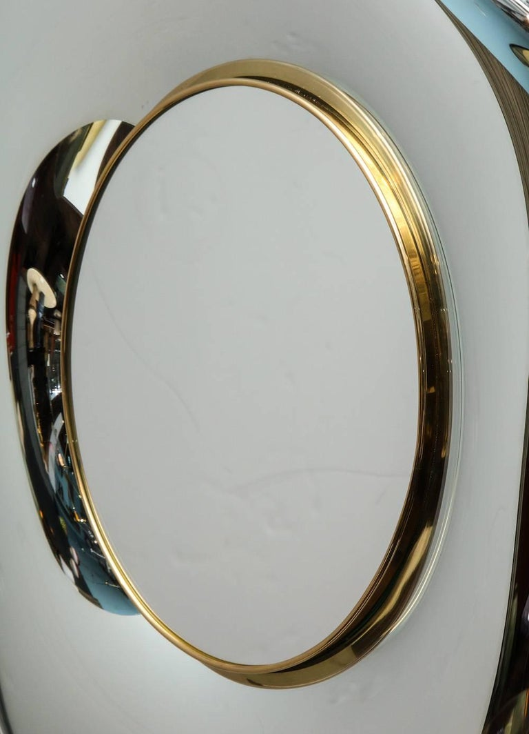 Ghiró Studio Mirror In Excellent Condition For Sale In New York, NY