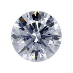 GIA Certified 1.01 Carat Brilliant Cut Loose Diamond D / VS1