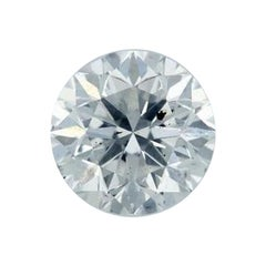 GIA Certified 1.01 Carat Brilliant Cut Loose Diamond