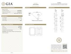 GIA Certified 1.07 Carat Type IIA Golconda Diamond