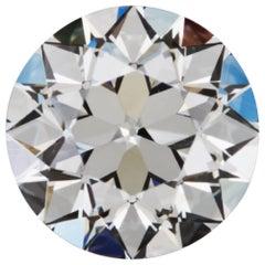 GIA Certified 1.14 Carat J VS2 Old Transitional Cut Diamond