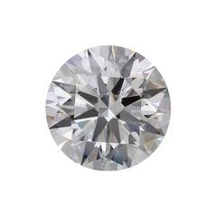GIA Certified 12.53 Carat Round Brilliant Cut Diamond