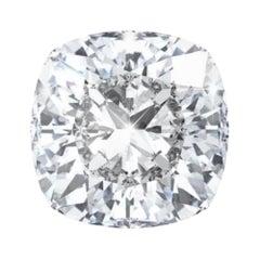 GIA Certified 18.18 Carat Cushion Cut Diamond