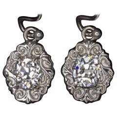 Early 1800s Earrings