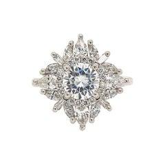 GIA Certified 2.28 Carat Diamond Ring