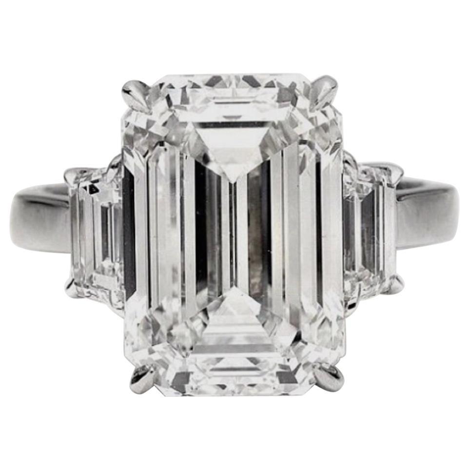 Antinori Fine Jewels Three-Stone Rings