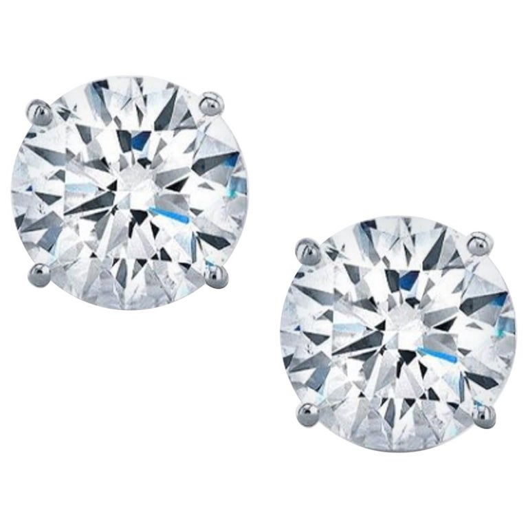 GIA Certified 3.00 Carat Round Brilliant Cut Diamond INTERNALLY FLAWLESS/VVS1 For Sale