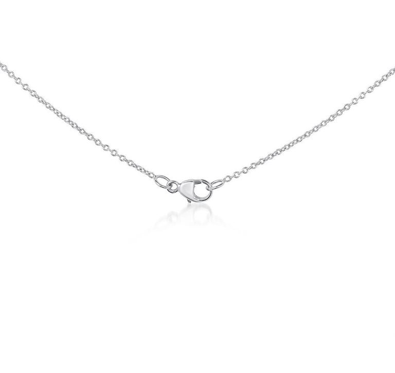 Modern GIA Certified 5.04 Carat Heart Shape Diamond Pendant Necklace For Sale