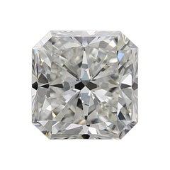 GIA Certified 6.11 Carat Cushion Cut Diamond