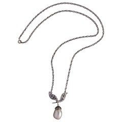 GIA Certified Freshwater Pearl Necklace