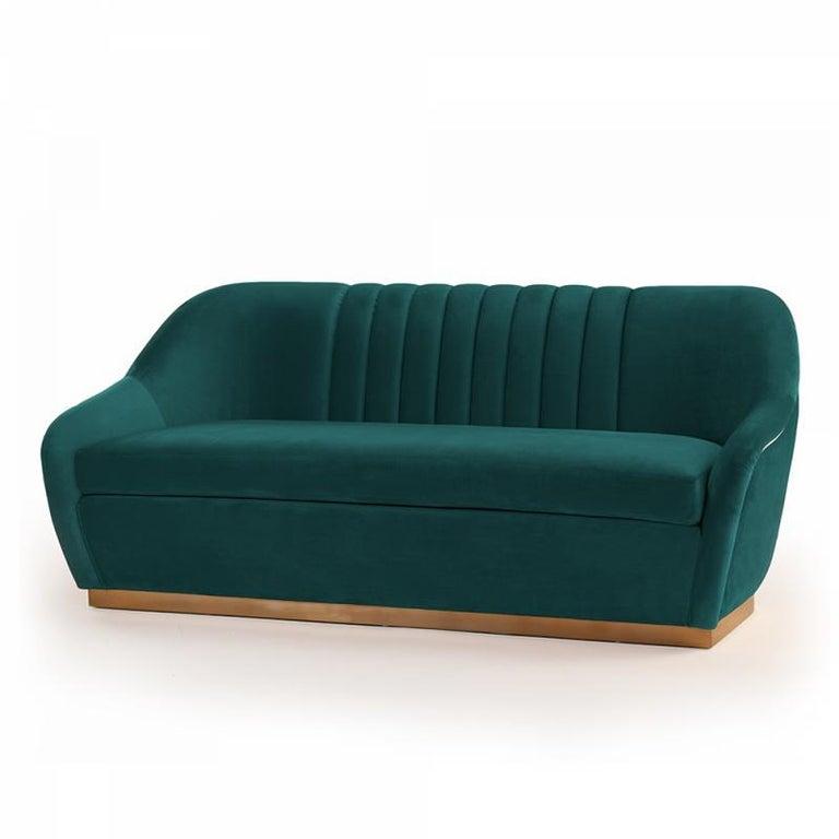 Gia Sofa 2-Seat 3
