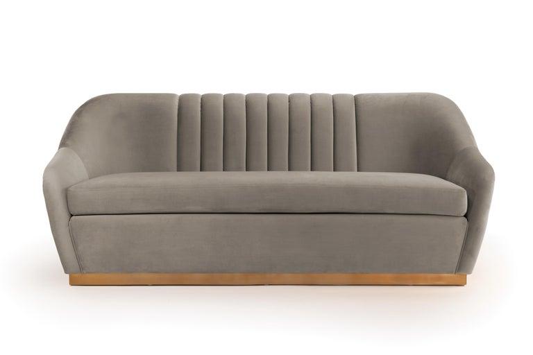 Gia Sofa 2-Seat 4