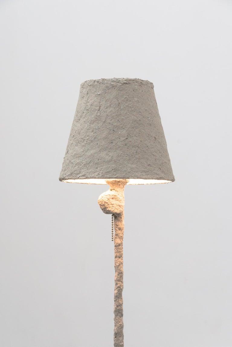 American Giacometti Floor Lamp For Sale