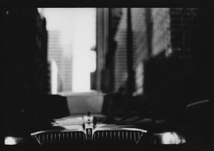 Untitled #16 from New York - Black and White Photography, Cars, Luxury, Style