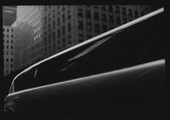 Untitled #28 (Limousine Grand Central) from New York - Black and White Photo