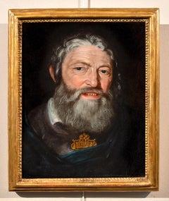 Ceruti Portrait Old Man Paint Oil on canvas Old master 18th Century Italian Art