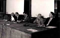 Conference on Einstein and Contemporary Physics by Giacomo di Laurenzio - 1986