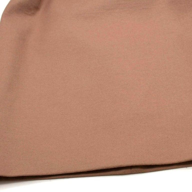 Giambattista Valli contrast-waist wool-blend dress IT 42 For Sale 3