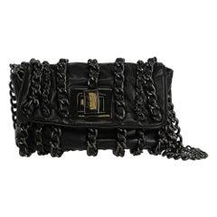 Giambattista Valli Woman Shoulder bag  Black Leather
