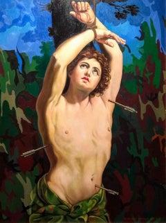 Martyrdom (After Guido Reni)