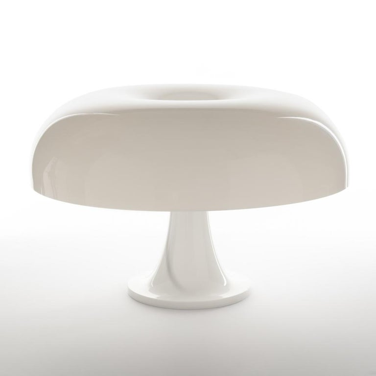 Mid-Century Modern Giancarlo Mattioli 'Nesso' Table Lamp for Artemide For Sale