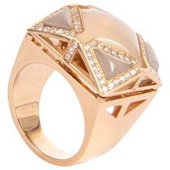 Giancarlo Montebello Ottaedro Ring