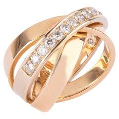 Giancarlo Montebello Trix Diamonds Ring