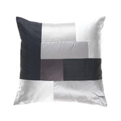 Gianfranco Ferré Bernie Pillow in Neutral Color Silk