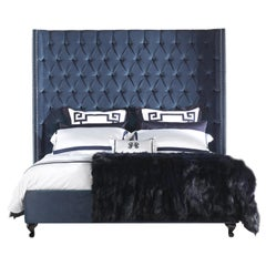 Gianfranco Ferré Home Bond Bed in Fabric