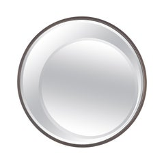 Gianfranco Ferré Home Carroll_2 Mirror with Frame in Metal