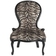 Gianfranco Ferré Home Chalet Armchair in Fur