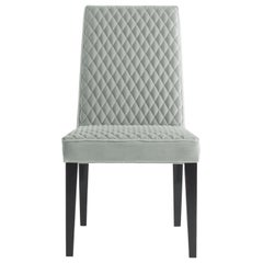 Gianfranco Ferre Daimler Chair in Fabric Upholstery