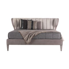 Gianfranco Ferré Home Dunlop Bed in Leather