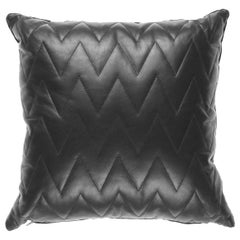Gianfranco Ferre Emil Cushion in Leather