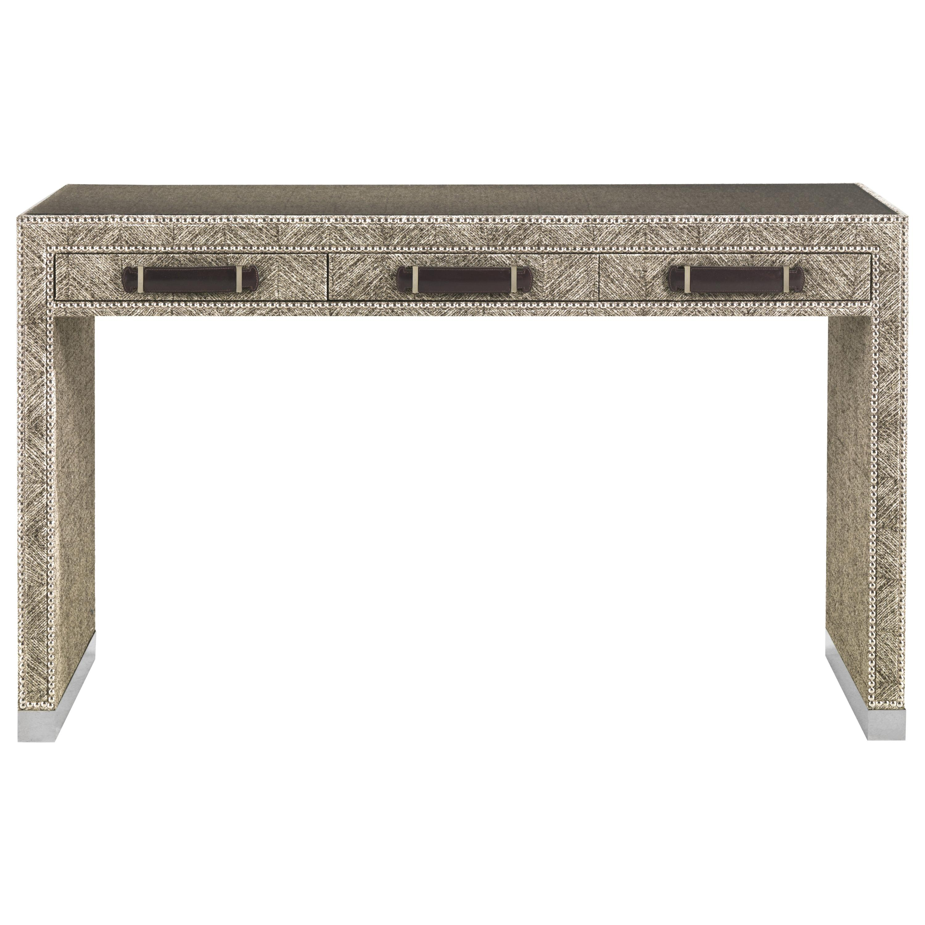 Gianfranco Ferré Home Hamilton Dressing Table covered in Fabric
