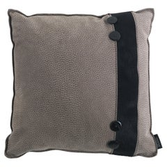 Gianfranco Ferré Home Hunter_1 Cushion in Leather