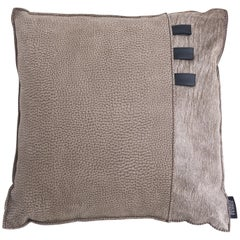 Gianfranco Ferré Home Hunter_2 Cushion in Leather