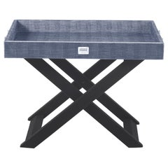 Gianfranco Ferré Home Kensington Side Table with Tray
