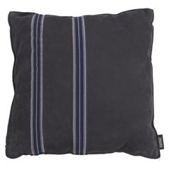 Gianfranco Ferré Home Road_2 Cushion with Leather Bands