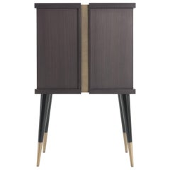 Gianfranco Ferré Sean Bar Unit in Wood