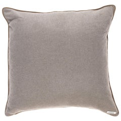 Gianfranco Ferré Home Tessa Beige Cushion in Cashmere